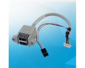 Kabel rastrowy/header cable  USB 2.0 EP-CBUSB10PFL01